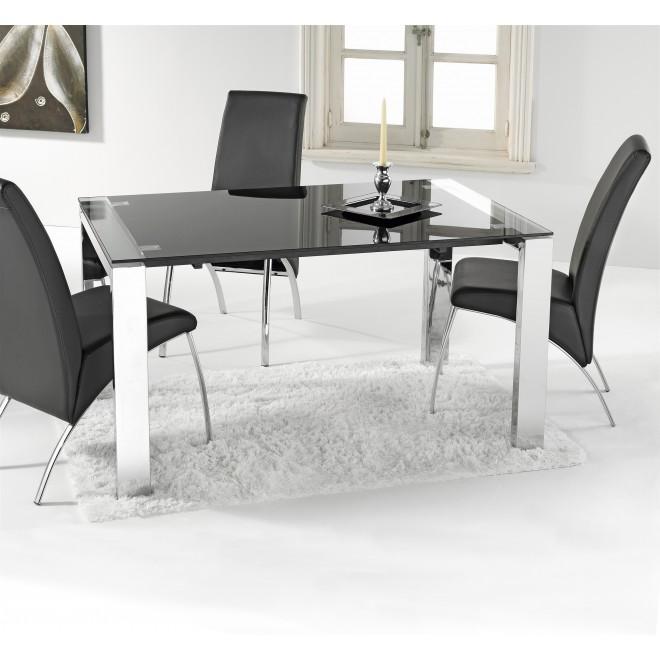 Mesa pat extensible 2 colores disponibles muebles room for Mesa rectangular extensible