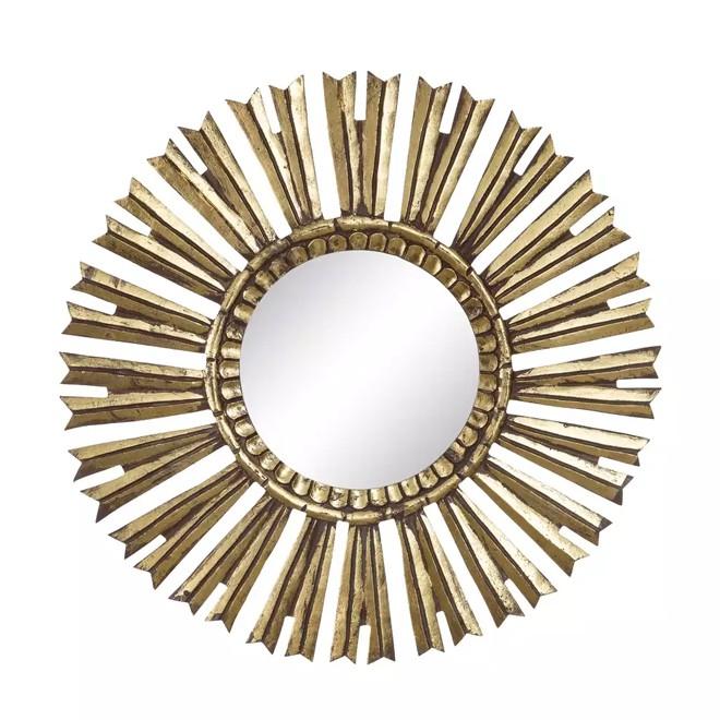Espejo oro viejo Dm-cristal