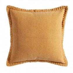 Cojín Mostaza 100% algodón