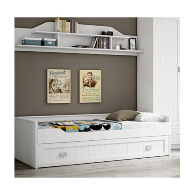 Sofa cama nido yogo muebles room for Sofa cama nido barato