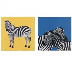 Cuadros en lienzo Cebras