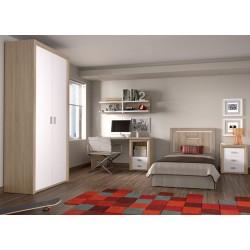 Dormitorio Suorit con Armario