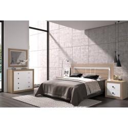 Dormitorio Bett con sinfonier