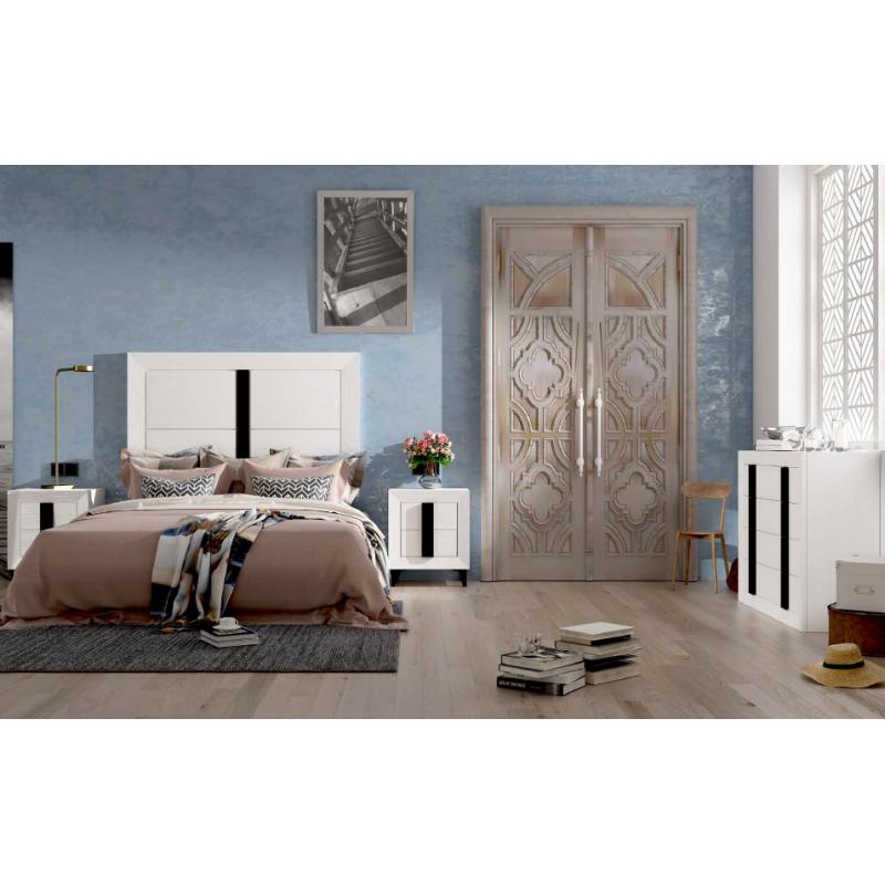 Dormitorio DUBLIN MOLDURA 01