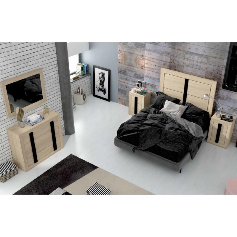 Dormitorio DUBLIN MOLDURA 03