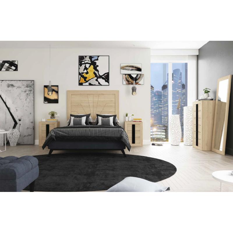 Dormitorio DUBLIN MOLDURA 08
