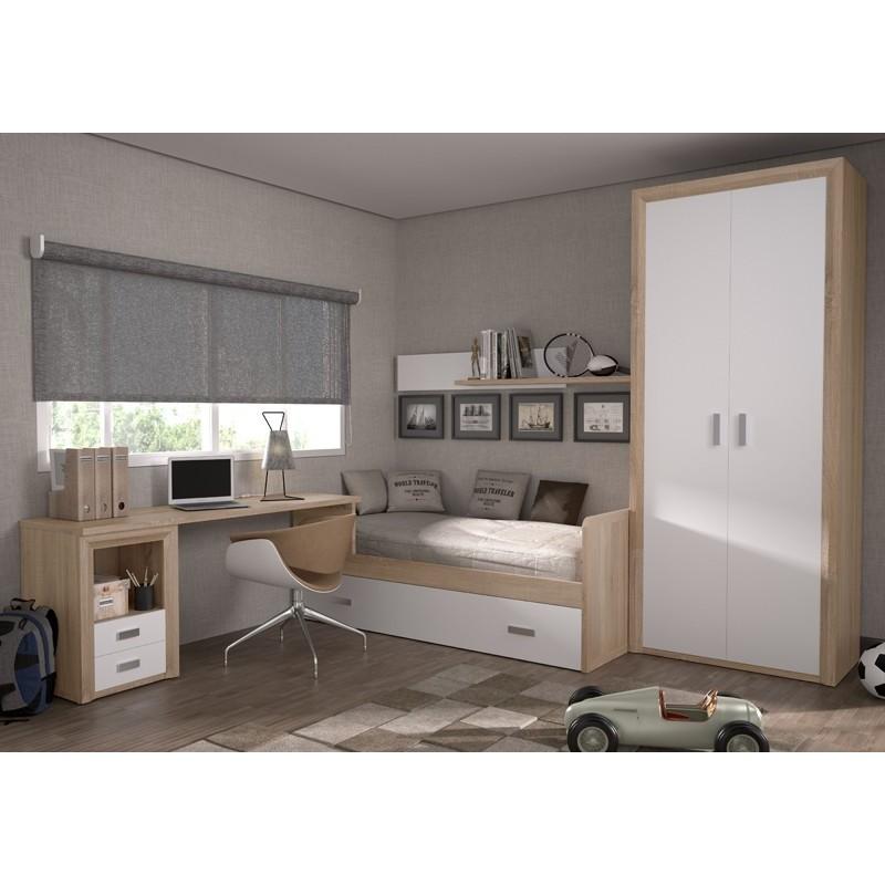 Dormitorio Nido Suorit con Armario