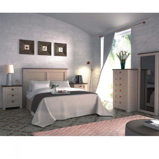 Dormitorio baku cabezal 2 mesillas muebles room - Cabezal dormitorio matrimonio ...