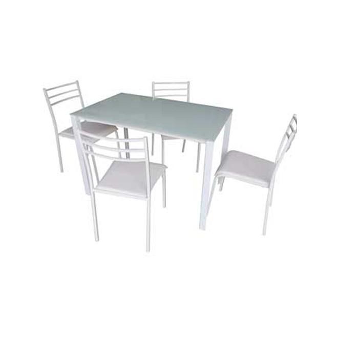 Conjunto Wollen Mesa + 4 sillas