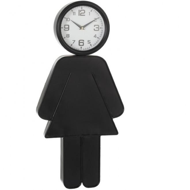 Reloj moderno mujer 65 cms