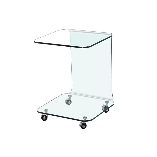 Muebles auxiliares con ruedas beautiful mueble de for Mesa auxiliar de cocina con ruedas