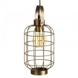 Lámpara Techo oro 37 cms