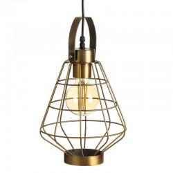 Lámpara Techo oro 35 cms