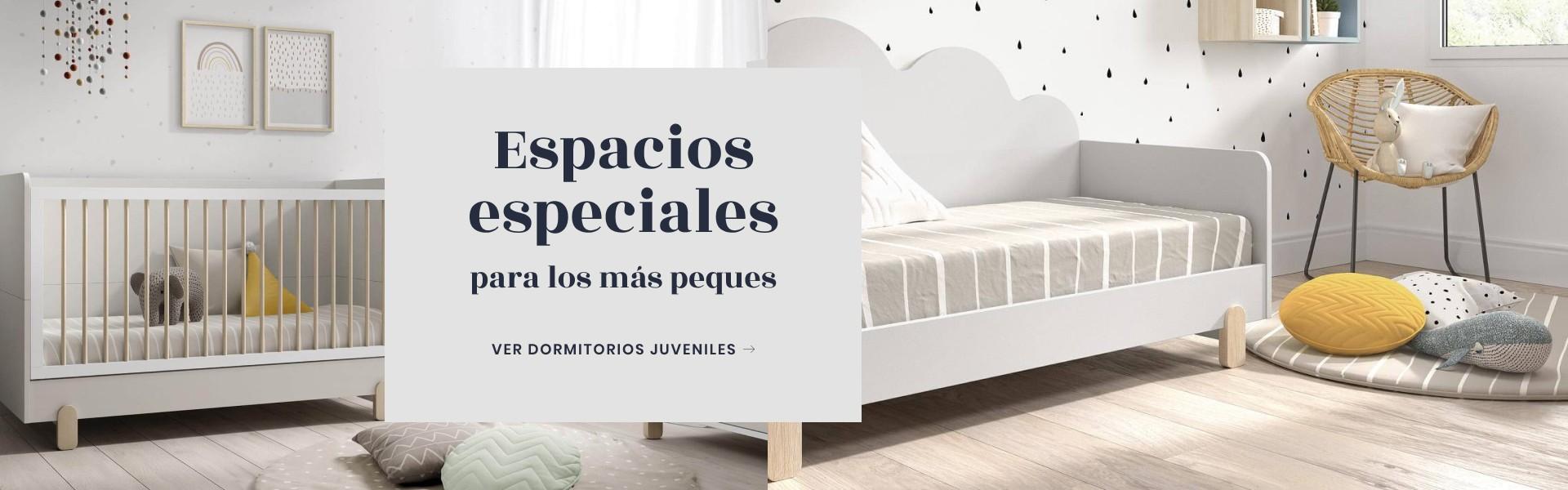 Espacios especiales para los más pequeños