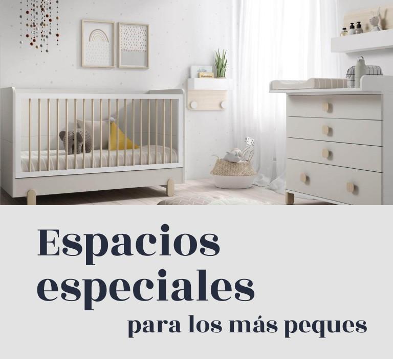 espacios especiales para los mas pequeños